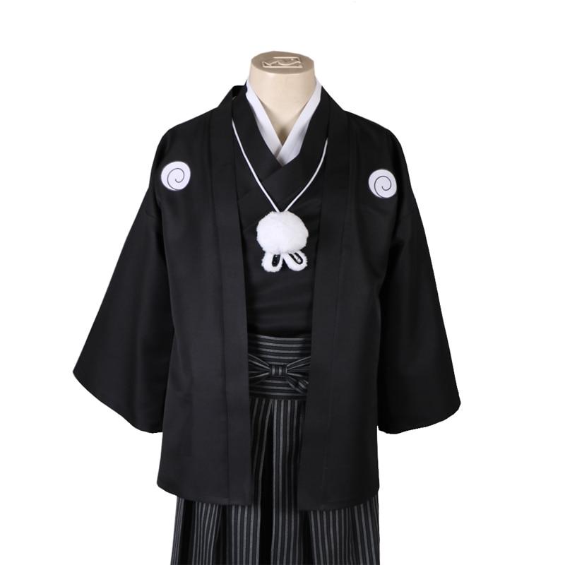 Аниме Наруто Узумаки Наруто Косплей костюмы Свадебный костюм кимоно Мужская одежда для ролевых игр костюмы на заказ