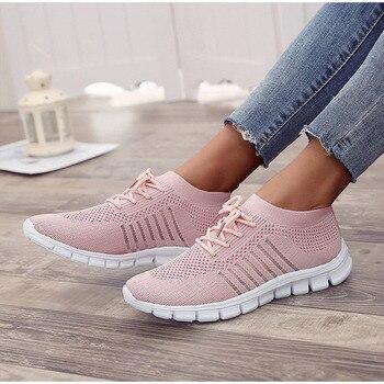 Women's Sneakers Spring Ladies Flat Shoes 1