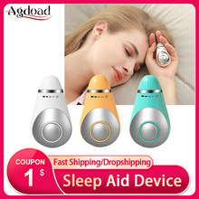 Instrument d'aide au sommeil à microcourant, chargement USB, dispositif de sommeil Intelligent, soulagement de l'hypnosie, haute pression, Relaxation, livraison directe