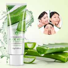 40g aloe vera gel face moisturizer anti wrinkle cream acne scar skin whitening skin care sunscreen acne treatment cosmetics