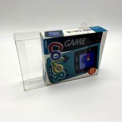 Kolekcja wyświetlacz pudełko pudełko ochronne schowek na Gameboy COLOR GBC