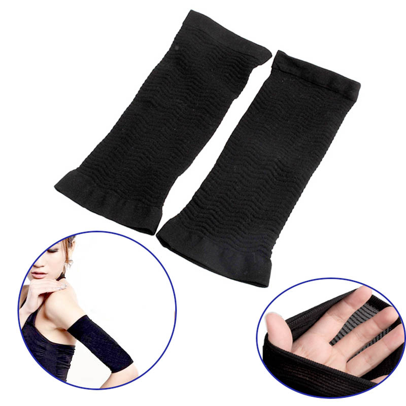 2 Pcs Slimming Arm Shaper Massager Lose Fat Weight Loss Calories Off   EIG88