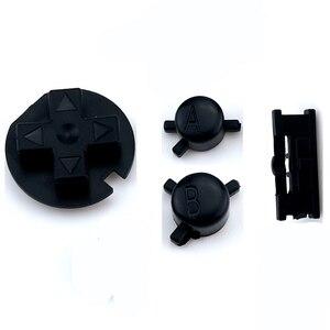 Image 5 - JCD 10 ensemble de boutons colorés ensemble de remplacement pour Gameboy couleur pour GBC Console de jeu bouton marche/arrêt claviers A B D Pads bouton