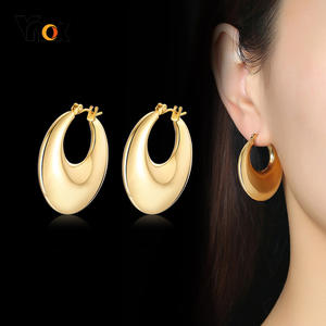 Vnox Hoop-Earrings S...