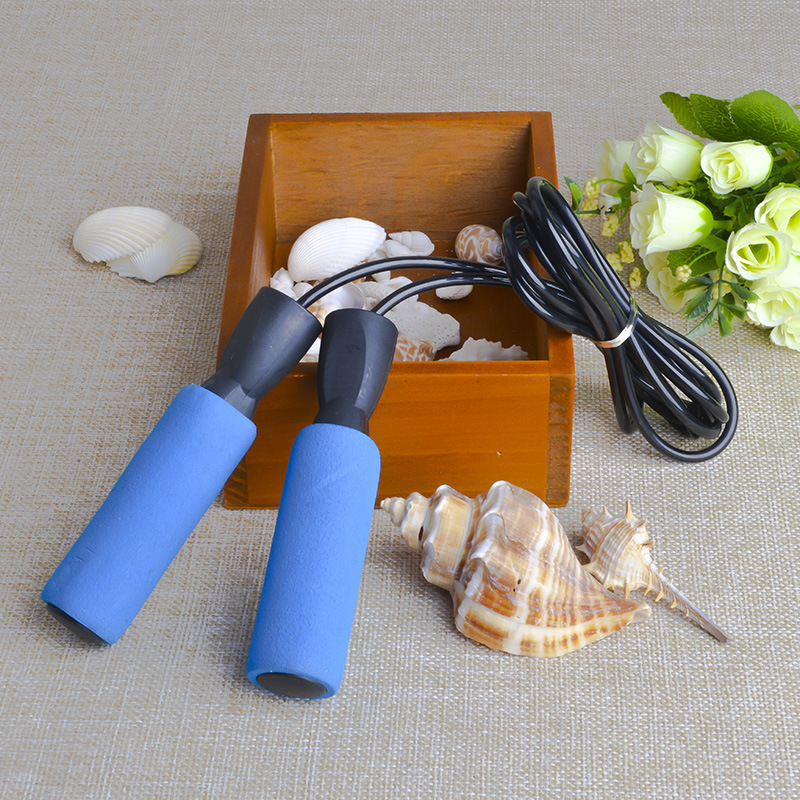 Sponge Jump Rope Profession Game Only Fitness Sports Bearing School Sports Will Adult Children Men And Women Jump Rope
