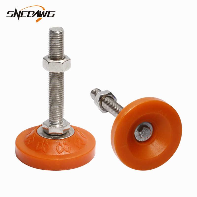 Screws & Bolts 4PCS Joint Adjustable Leg Furniture Leveling Feet ...