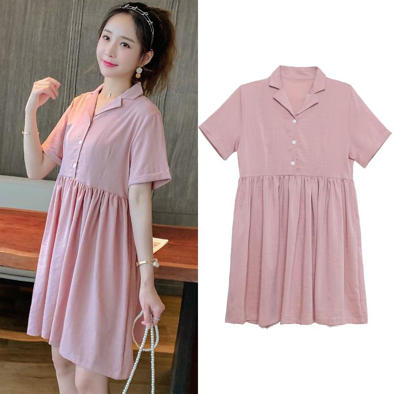 Estilo Coreano Vestuário de Moda Rendas Patchwork Vestidos