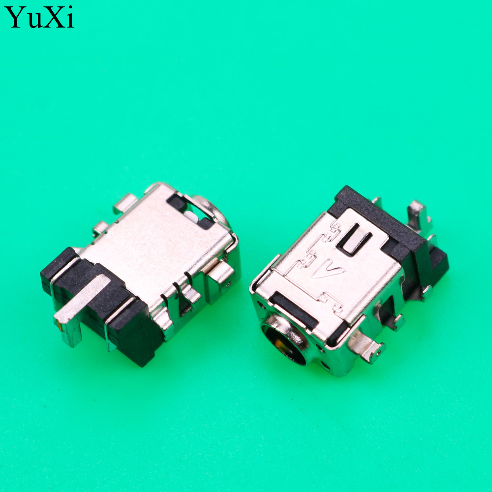 DC Power Jack Socket Charging Port Connector For ASUS F556L F556U A456 A456U A556U A556 E402 E402M FL5900U F441U X302U X441U