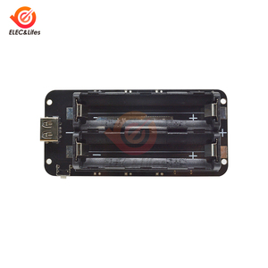 Image 2 - Batterie au Lithium 5V/3a/1a, double 18650, bouclier V8, panneau dextension pour Arduino ESP32 ESP 32 ESP8266