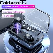 F9&M11 3500mAh Wireless Headphones TWS Bluetooth 5.0 Earphones HiFi Waterproof Earbuds Touc
