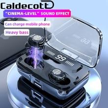 F9&M11 3500mAh Wireless Headphones TWS Bluetooth 5.0 Earphones HiFi Waterproof Earbuds
