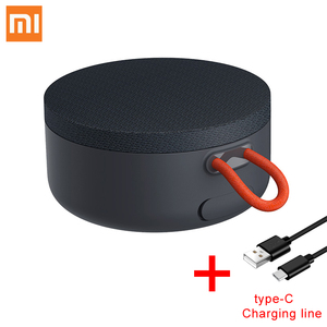 Xiaomi Outdoor Bluetooth speaker Mini Portable Wireless IP55 dustproof waterproof Speaker MP3 Player Stereo Music surround Speak(China)