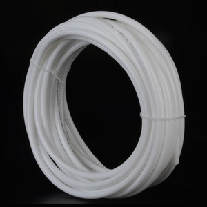 "Image 5 - 1/4"" 3/8"" PE Pipe Food Grade Water Purifier Pipe Hi quality Soft Tube Aquarium Flexible Hose Reverse Osmosis Water Pipe"