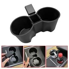 자동차 컵 홀더 리미터 워터 슬롯 슬립 리미트 클립 테슬라 모델 3 / Y 2021 실리콘 컵 용 Ashtrayr