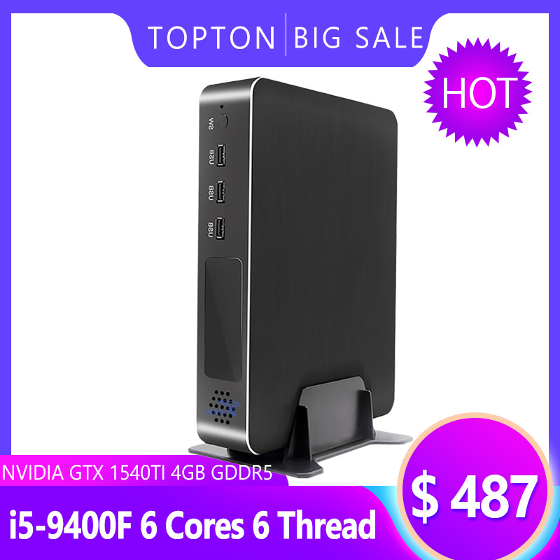 Gaming Computer Intel I5-9400F I7 8700 I3 9100F I9 9900 Nvidia GTX1050 4GB Processor 2*DDR4 Max 64GB 2*HDMI 2.0 1*DP 1*DVI PC