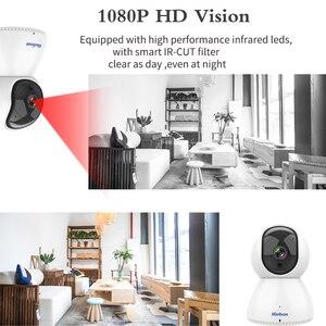 Image 4 - Marlboze 1080P واي فاي في الهواء الطلق كاميرا ip Yoosee APP التحكم 2MP HD واي فاي كاميرا مصغرة الأسود اتجاهين الصوت الأمن كاميرا تلفزيونات الدوائر المغلقة