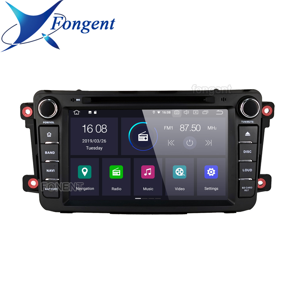 For <font><b>Mazda</b></font> <font><b>CX9</b></font> 2009 2010 2011 2012 2013 <font><b>2014</b></font> 2015 Car DVD Player GPS Map RDS Radio Multimedia PC DSP PX6 IPS Android System PC image