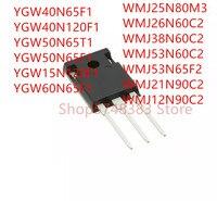 10PCS YGW40N65F1 YGW40N120F1 YGW50N65F1 YGW15N120F1 YGW60N65F1 WMJ25N80M3 WMJ26N60C2 WMJ38N60C2 WMJ53N60C2 WMJ56N65F2 WMJ21N90C2