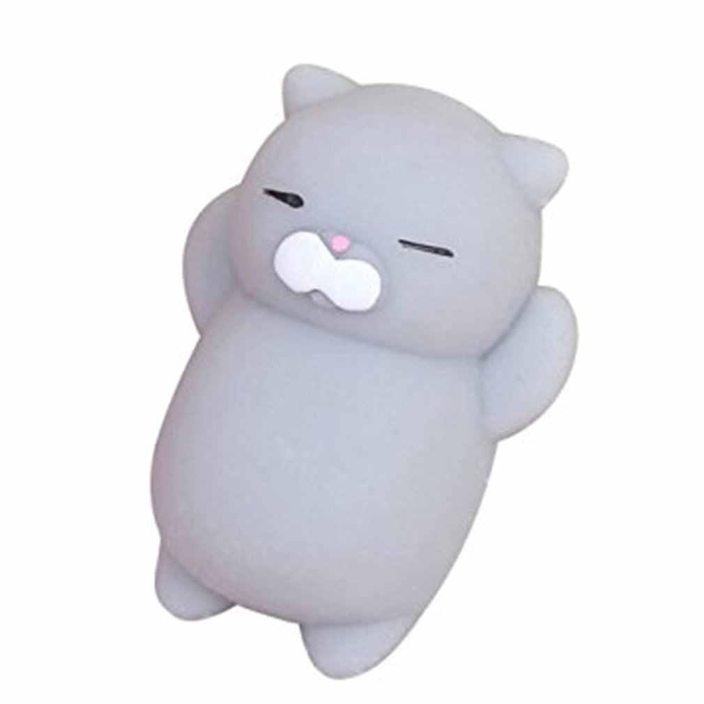 Mini Squishy spielzeug Nette katze dichtung einhorn flying horse anti-stress-ball Squeeze Mochi Rising Spielzeug Weichen Klebrigen squishi spielzeug lustige geschenk