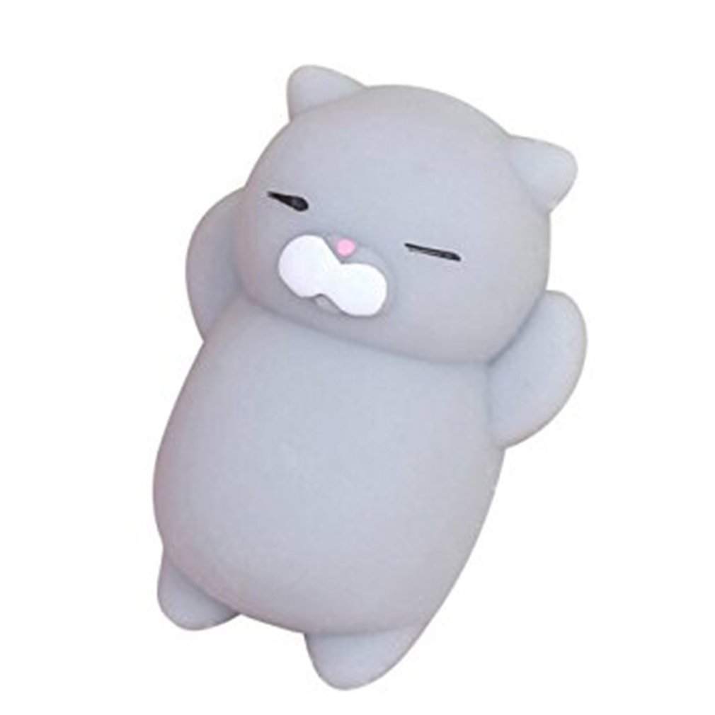 Mini Squishy Toy Cute Cat Seal Unicorn Flying Horse Antistress Ball Squeeze Mochi Rising Toys Soft Sticky Squishi Toy Funny Gift