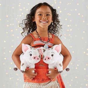 Новинка, высокое качество, мягкие животные из фильма, Моана, мягкая игрушка свинья, Пуа, милый мультфильм, плюшевые игрушки, мягкие куклы животных, подарок на день рождения для детей