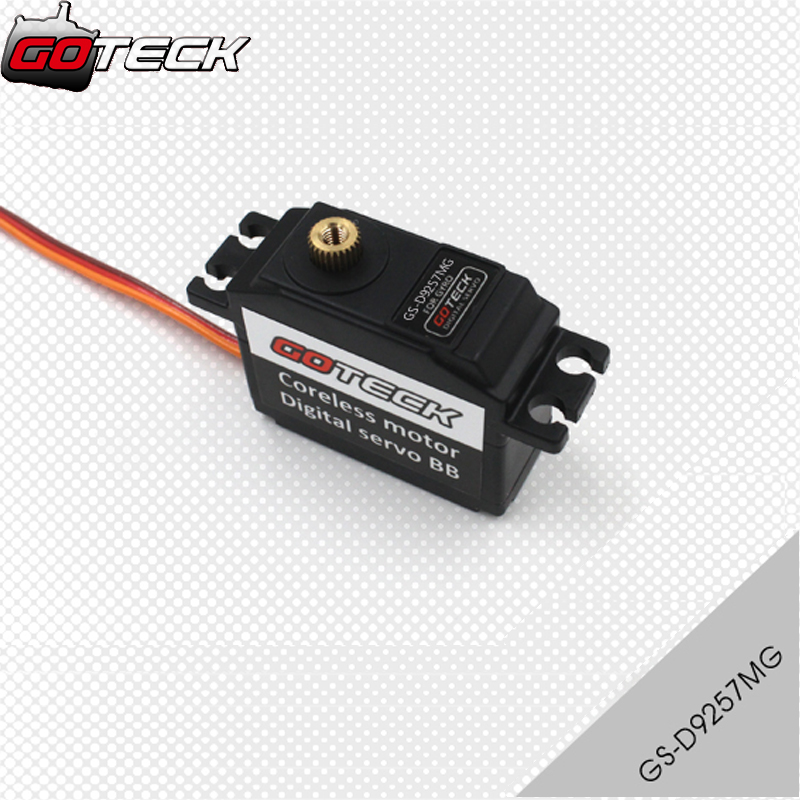 1pcs GOTECK Digital Metal Gear GS-9257MG 9257MG  Servo For Trex 450 500 RC Helicopter