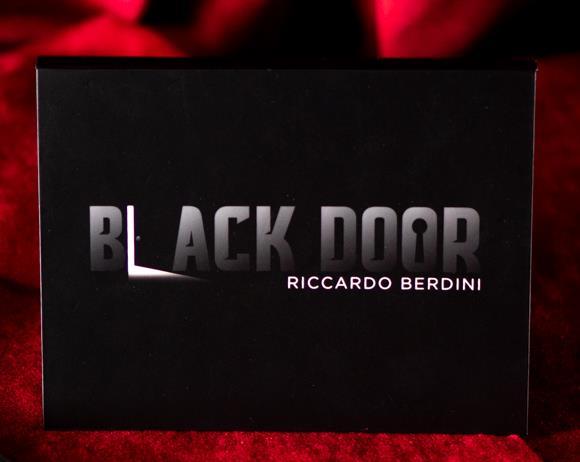 2019  Black Door By Riccardo Berdini Magic Instructions  Magic Trick