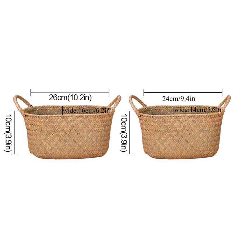 wall mounted decorative metal wire small baskets french.htm professional wicker weaving storage basket for kitchen handmade  wicker weaving storage basket