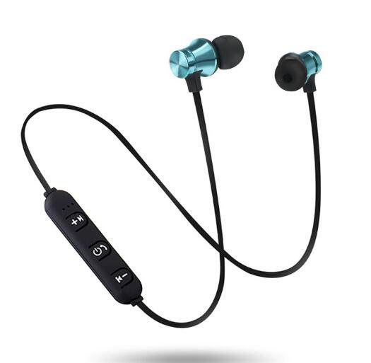 XT11 Magnetic Bluetooth Earphone V4.2 Stereo Sports Waterproof Earbuds Wireless in-ear Headset with Mic for iPhone Samsung