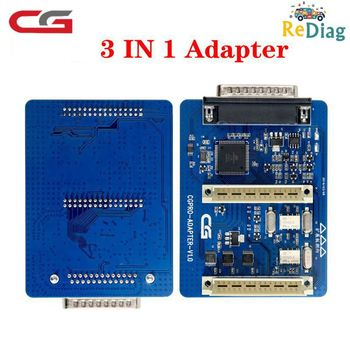 3 IN 1 Adapter CGDI Adapter V1.0 With HC705/908 AM29FXXX AM29Blxxx For CG PRO 9S12 Programmer