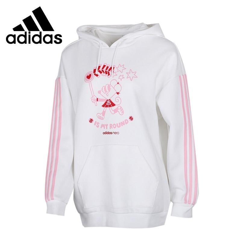 Original New Arrival  Adidas NEO W ART HDY Women's Pullover Hoodies Sportswear