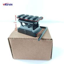 Sight Red Dot Lifting-Base-Bracket Picatinny4-Slot 20mm Tactical Is Suitable for Holographic