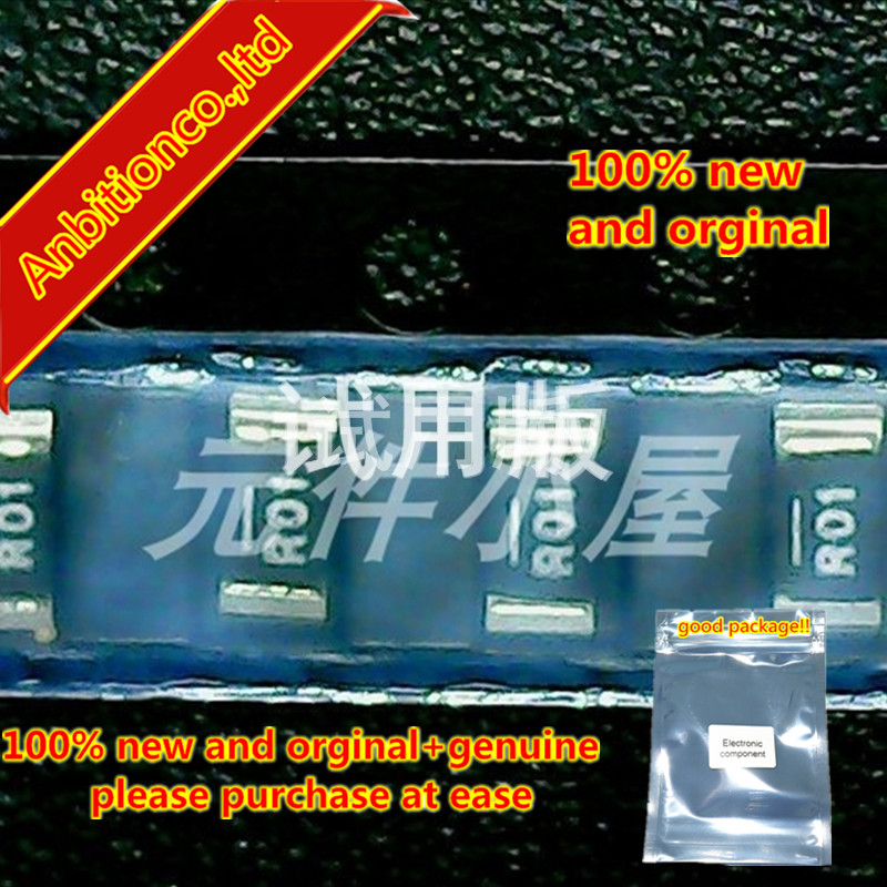 10pcs 100% New And Orginal WSL1206R0100FEA Alloy Sampling Resistor 1 / 2W 0.01R 1% 10mR In Stock