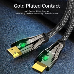 Image 2 - HDMI 2.1 4K 120HZ Hdmiความเร็วสูง 8K 60 HZ UHD HDR 48GbpsสายHDMI ycbcr4: 4:4 ConverterสำหรับPS4 HDTVโปรเจคเตอร์