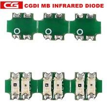 Pces infravermelhos originais da microplaqueta 3 da atualização da ferragem do diodo do mb de cgdi