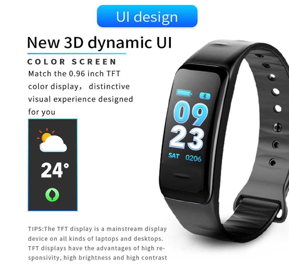P2 Smart bracelet 02