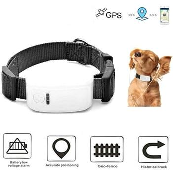 цена на Mini GPS Tracker GPS Finder Locator for Pet Dog/Cat/Pony,GPS/GSM/WiFi Real-time Location Waterproof No MonthlyFeeTracking Device