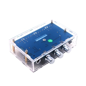 Image 5 - With Casing TPA3116D2 2.1 Channel Audio Bass Subwoofer AMP Bluetooth 5.0 Stereo Digital Power Amplifier Board 50Wx2+100W XH A305