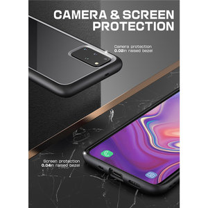 Image 4 - SUPCASE For Samsung Galaxy S20 Plus Case / S20 Plus 5G Case (2020) UB Style Premium Hybrid TPU Bumper Protective Clear PC Cover