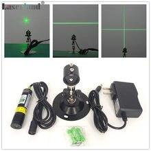 1875 532nm 10mw 20mw 30mw 50mw linha verde laser módulo ponto cruz linha laser gerador de diodo localizador para madeira pedra serração