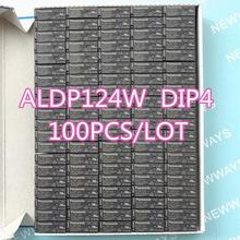 100Pcs/Lot Relay Aldp124 Aldp124W 24V 5A 250V Dip4 New And Original
