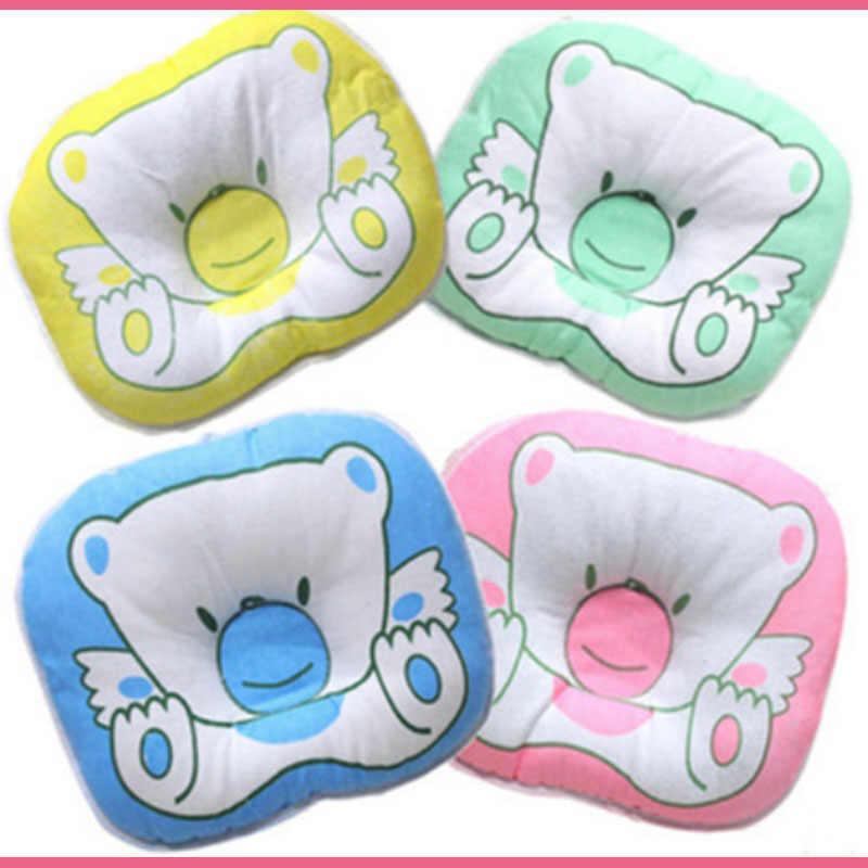 newborn baby small pillows bear shaped pillow cartoon rollover pillow high quality safe baby pillow shaped rollover pillows