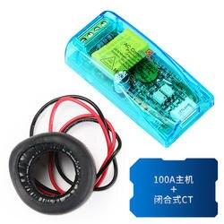 AC цифровой многофункциональный метр ватт мощность вольт ампер ток тестовый модуль PZEM-004T