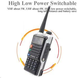 Image 3 - Baofeng UVB2 Plus UV B2 Two way Radio Dual Band VHF/UHF Walkie Talkie 128CH interphone BF UVB2 Ham CB Radio Handheld Transceiver
