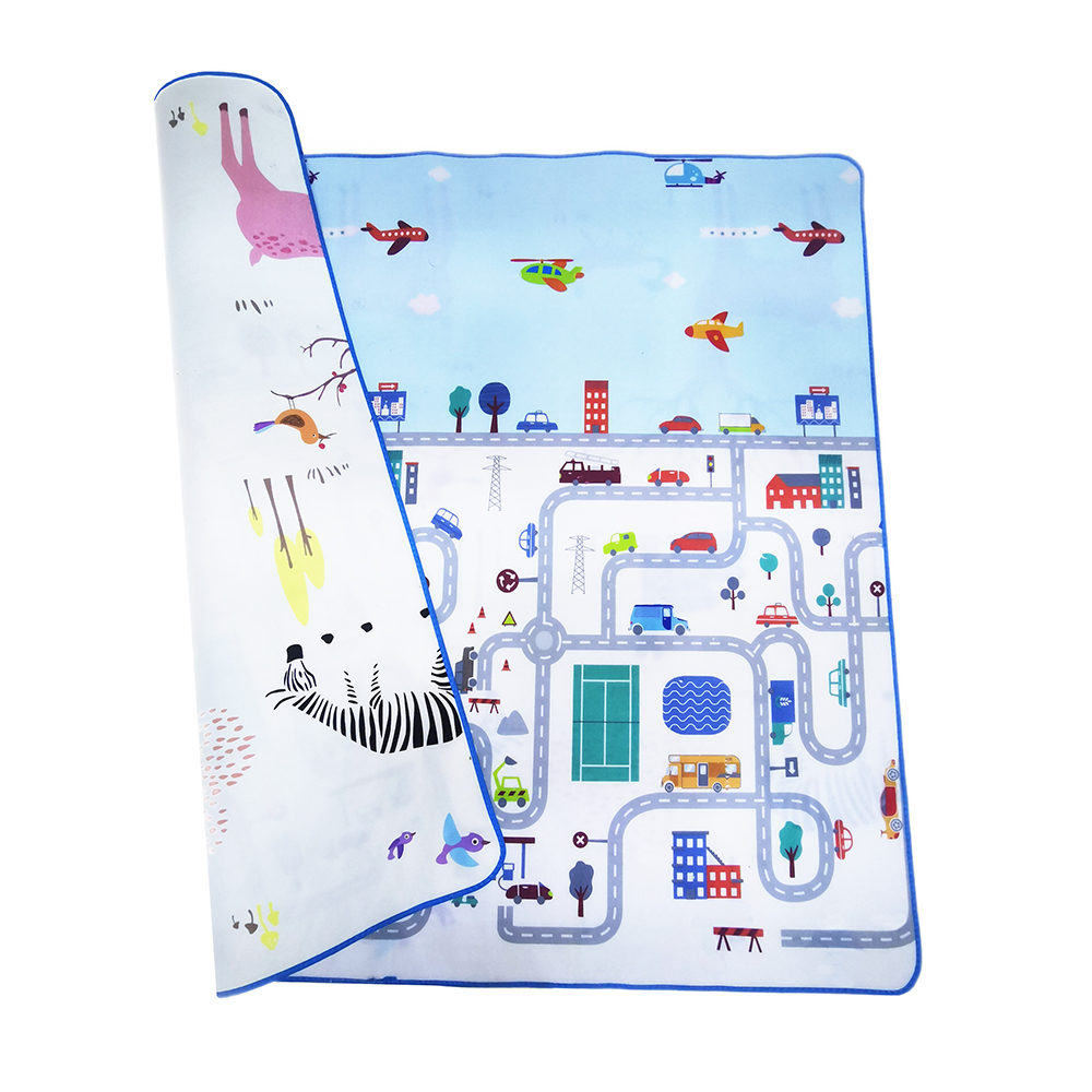2x1.8m Baby Playmat Eva Play Mat Foam For Kids Children Gym Puzzles Games Developing Mats Carpets Toys Rug Floor Crawling Pad