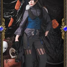 Suits Outfit Phantomhive-Costumes Cosplay Black Butler Party Anime Hallowenn Easter Ciel