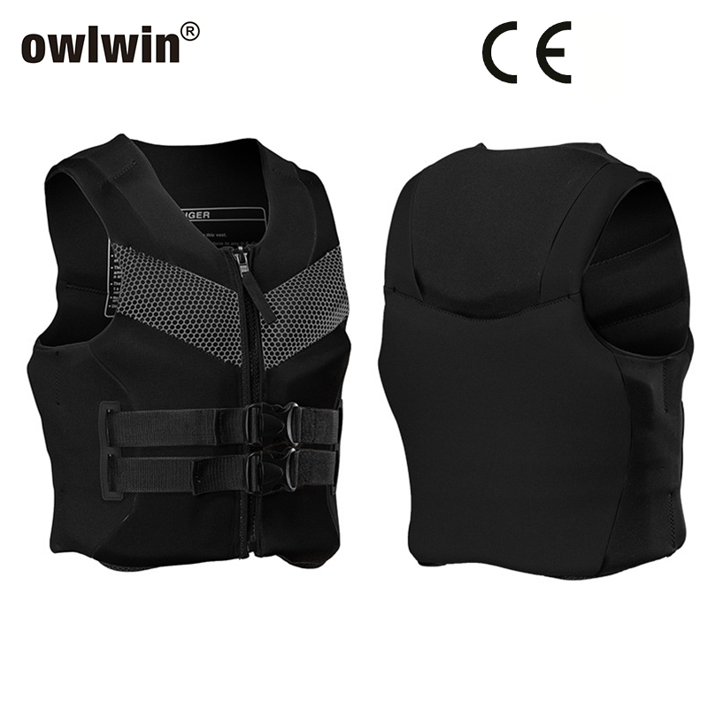 2020 Adult Life Jacket Jackets Men Women Vest Kayka Life Vest Fishing Vest  L-XXXXL Ski Drifting Vest With Whistle Prevention