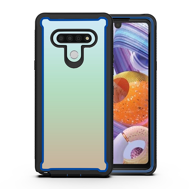 Heavy Duty Protection Phone Cases For LG Stylo 6 5 K51 K50 K40 K30 2019 X2 X320 Aristo 4 Escape Plus Cover Shockproof Armor Case
