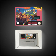 Donkey Country Kong 3   Dixie Kongs Double Trouble!   RPG Game Card Battery Save EUR Version Retail Box