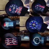Magician obd Head Up Display Car Digital Boost Gauge Voltage Speed Meter ect. Water Temp meter Alarm Auto Diagnostic Tool